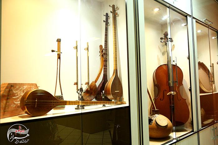 آموزشگاه موسیقی همراز