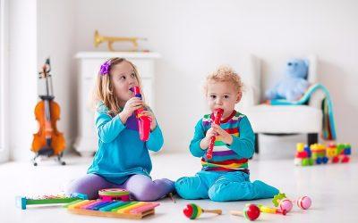 تأثیر موسیقی بر ذهن کودکان و نوجوانان