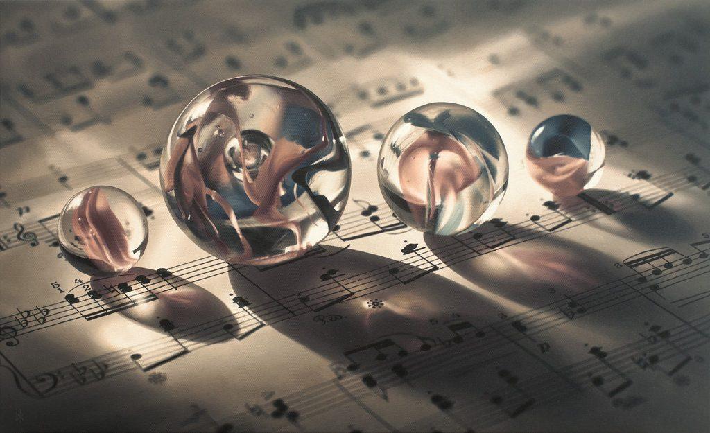 ویژگیهای معنوی موسیقی ایرانی