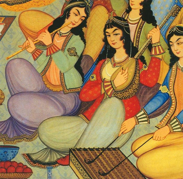 دستگاههای هفتگانه موسیقی ایرانی