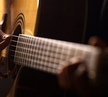 آشنایی با ساز گیتار