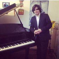 امیر حوتیان، مدرس پیانوی ایرانی