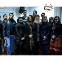 آموزش ترانه سرایی زیرنظر مونا برزویی در آموزشگاه موسیقی همراز