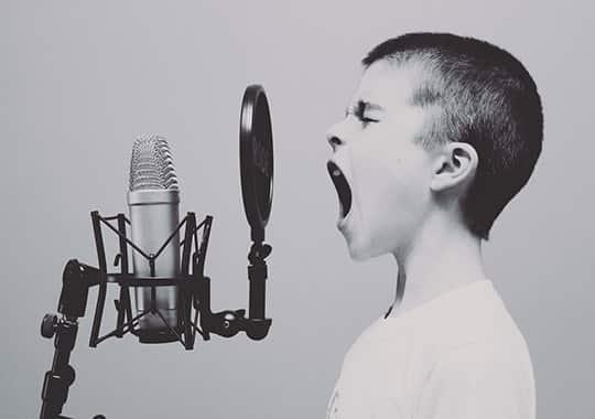تفاوت های تنفس برای آواز خواندن با تنفس عادی