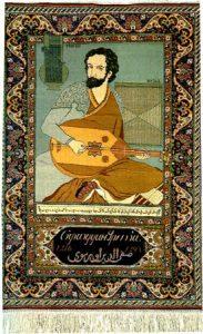 مشاهیر موسیقی: شیخ صفیالدین اُرمَوی