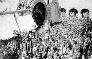 روایتی از تعزیه و تکیه در زمان قاجار