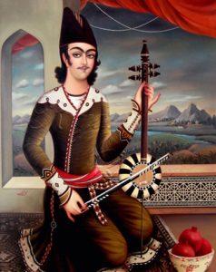 ویولن همسایه به روایت روح الله خالقی-سرگذشت موسیقی ایران