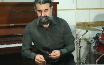 سنتورنوازی استاد حسین پرنیا