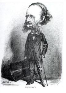 مشاهیر موسیقی: ژاک-ژاکوب اُفِنباخ