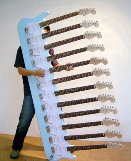 12 گیتار