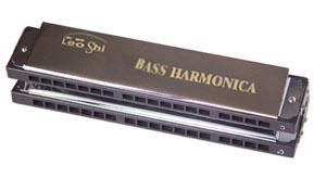 سازدهنی باس Bass harmonica