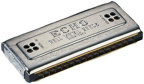دابل رید – سازدهنی با زبانه مضاعف (Double reed harmonica)