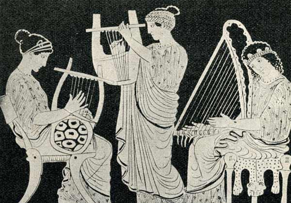 نگاهی به پیدایش موسیقی در جهان