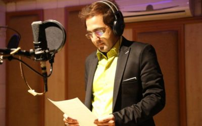 محسن بواسحاقی هنرجوی آواز آموزشگاه موسیقی همراز