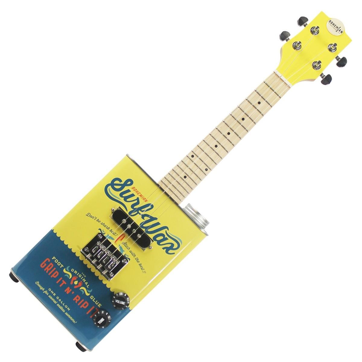 ساز گیتار روغن دانی