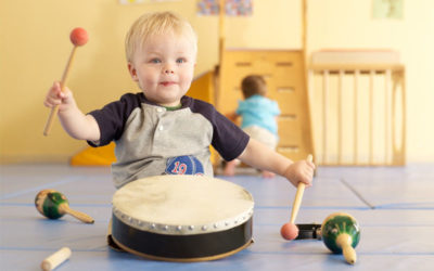 5 روشِ استفاده از موسیقی برای برآوردن نیازهای خاص کودکان