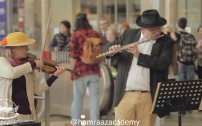 فلش ماب کارمینا بورانا اثر کارل ارف آموزشگاه موسیقی همراز