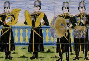 تاریخچه موسیقی نظامی و چگونگی پیدایش مارش