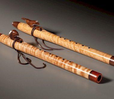 Native American flute فلوت بومی آمریکایی