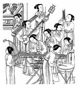 موسیقی در چین باستان
