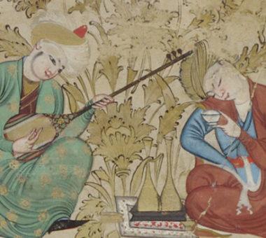 موسیقی در دوران هخامنشی