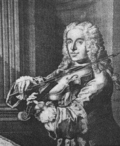 آنتونيو ويوالدي Antonio Lucio Vivaldi