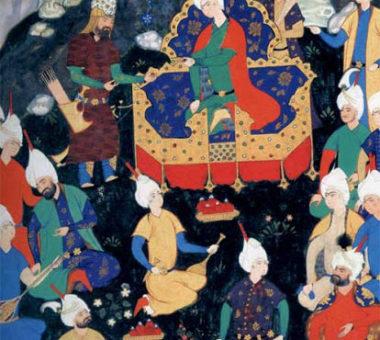 موسیقی ایران در دوران ایلخانیان و تیموریان تا صفویان