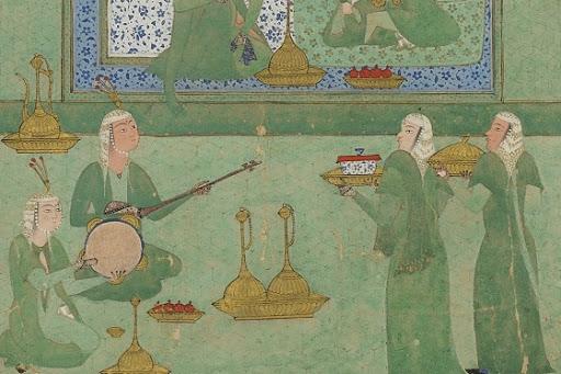 موسیقی ایران بعد از اسلام