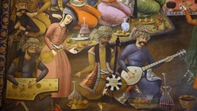 تاریخچه موسیقی در ایران