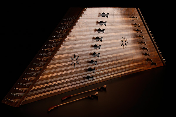 استیل نوازندگی سنتور به روایت فرامرز پایور