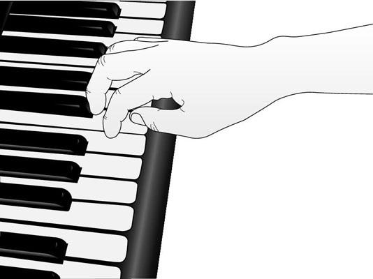 استایل پیانونوازی