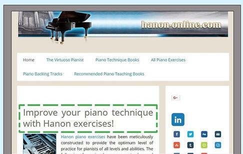 راه های کسب مهارت در نواختن پیانو