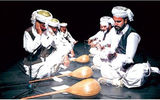 سازهای نواحی و موسیقی استان کرمان