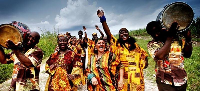 سبک های موسیقی آفریقا