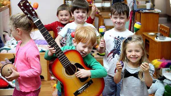 آموزش موسیقی به کودکان و روش های آموزش