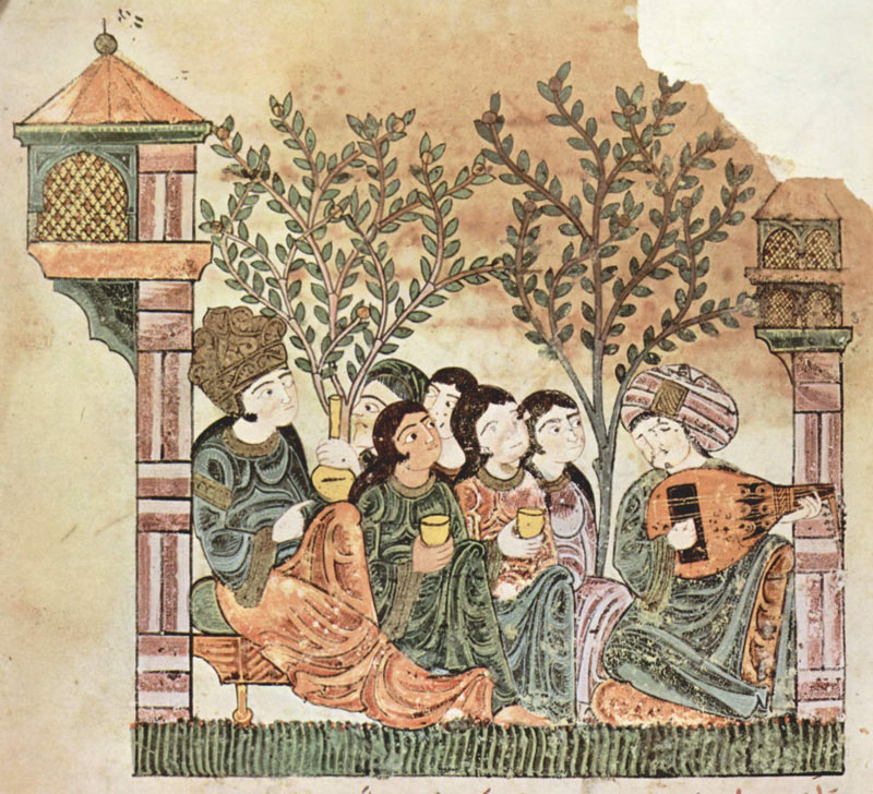 هنر موسیقی در تمدن اسلامی از آغاز تا اکنون
