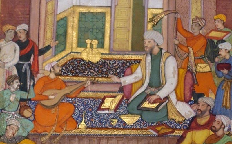 رشد موسیقی عربی در سایه موسیقی ایرانی
