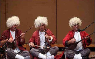 موسیقی اقوام ترکمن ایران
