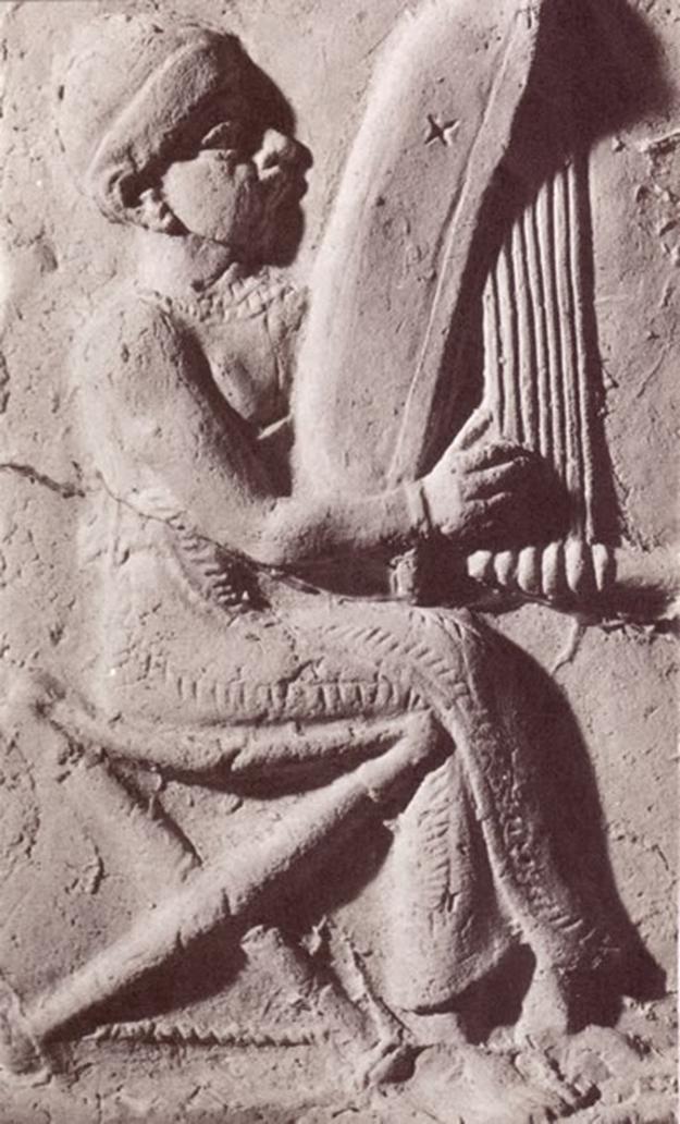 موسیقی در دوره ساسانی