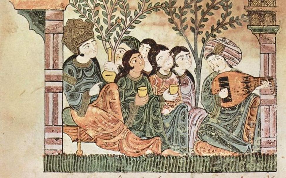تاریخ موسیقی ایران بعد از اسلام