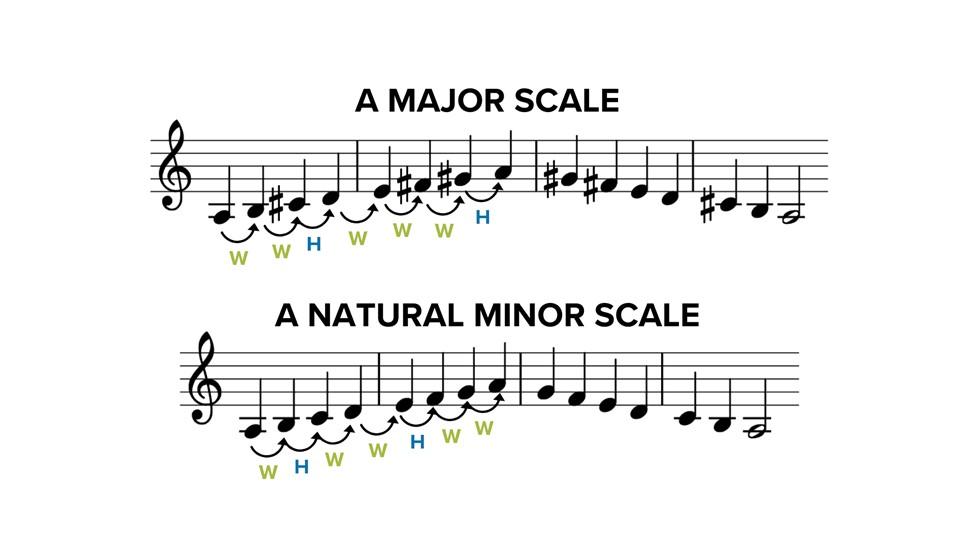 گام در موسیقی