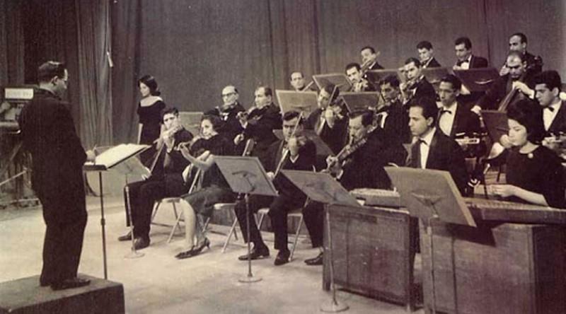 جایگاه همنوازی در موسیقی قدیم ایران
