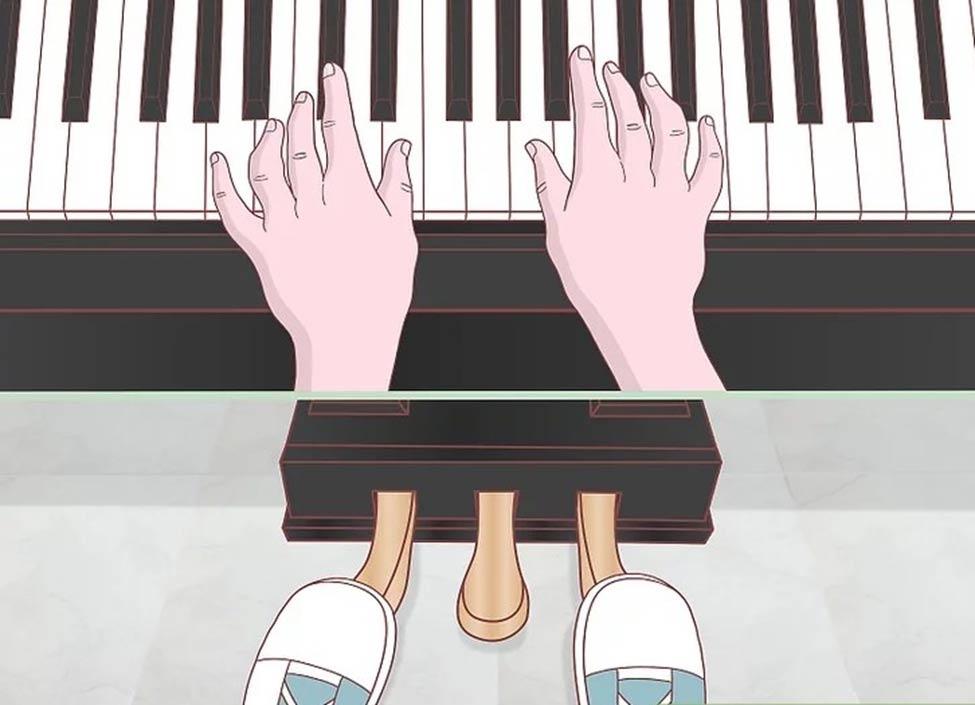 پدال پیانو