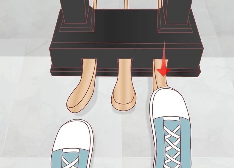 پدال پایی سمت راست