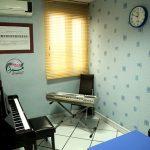 فضای کلاس های آموزشگاه موسیقی همراز