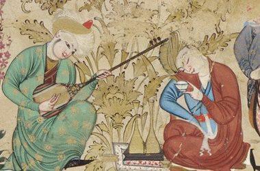 موسیقیدانان ایرانی قبل از اسلام