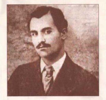 عبدالله دوامی در جوانی