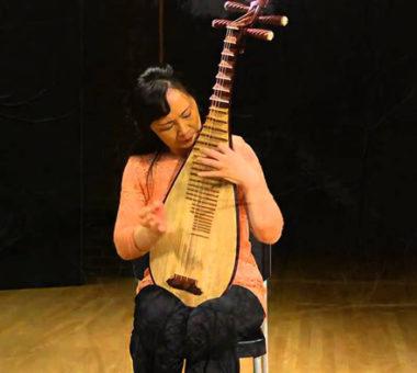 پیپا (پی پا) یا گیتار چینی