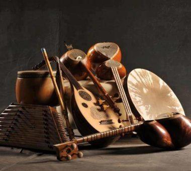 آوانویسی در موسیقی قدیم ایران