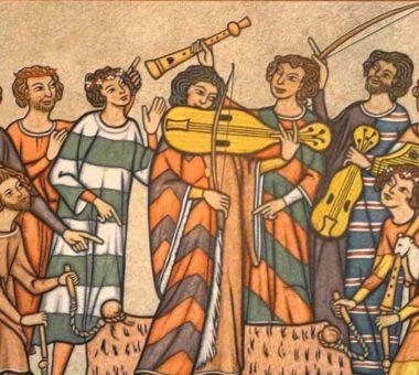 موسیقی اروپا در قرون اولیه و قرون وسطی
